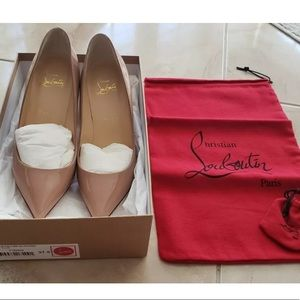 Christian Louboutin Pigalle 37.5– 85m Firm price